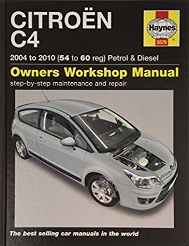 haynes 5576 repair and service workshop manual amazon co uk rh amazon co uk citroen c8 service manual pdf citroen c8 service manual free