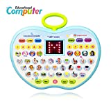BIYASO Learning Toys for 1 Year Old Boy, Educational Toys for 2-3 Year Olds Girl Boys Kid Computer Toys for 3 Year Olds Girl Toy Gift Age 1-4 Boy Children Toy for 6-24 Months Toddler Girl Tablet Toys