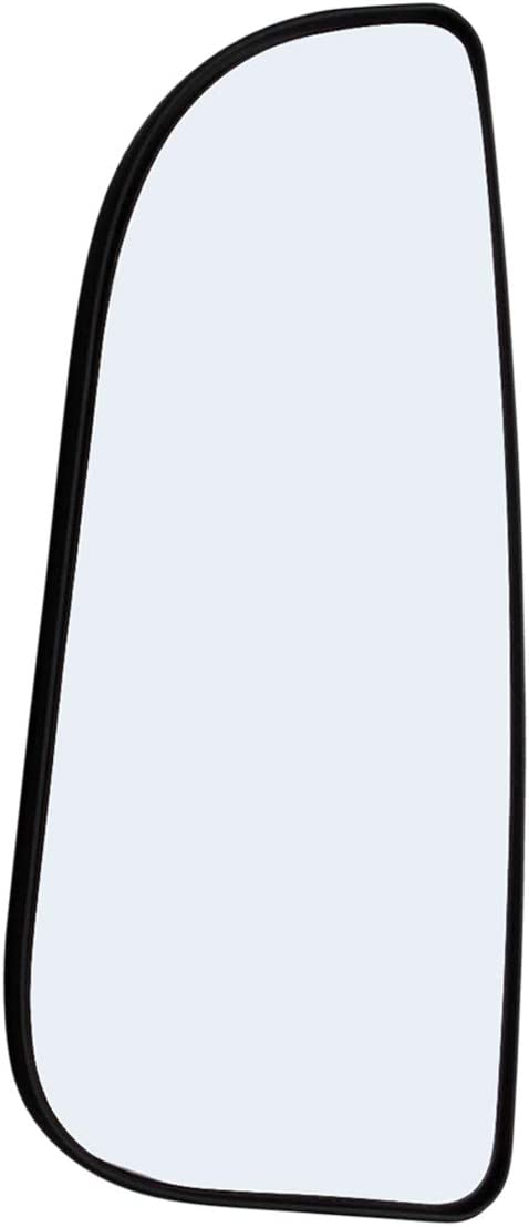 New Replacement Driver Side Mirror Glass W Backing Compatible With Dodge RAM 1500 2500 3500 4500 5500 Sold By Rugged TUFF