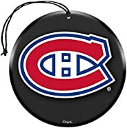 NHL Montreal Canadiens Auto Air Freshener, 3-Pack