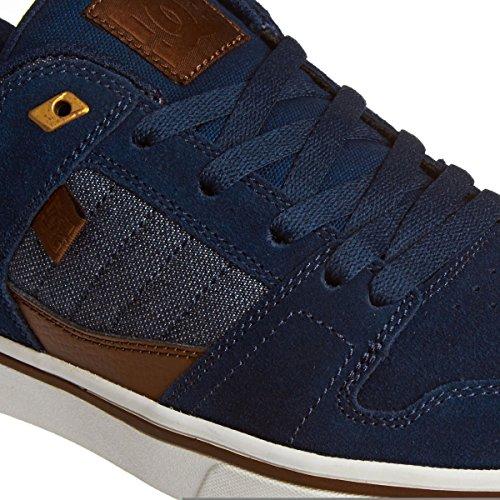 DC Course 2 SE M Shoe, Men's Low-Top Sneakers Blue