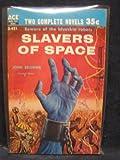 Dr. Futurity / Slavers of Space (Ace Double D-421)