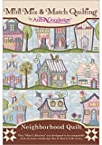 Anita Goodesign Embroidery Designs Neighborhood Quilt