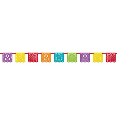 Mexican Fiesta Party Block Banner: Toys & Games