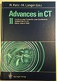 Advances in CT II 9780387554020