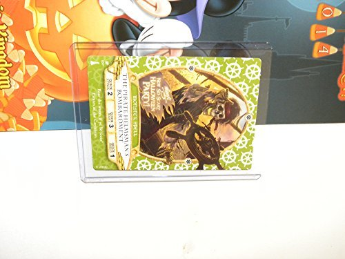 Disney Sorcerer's of the Magic Kingdom 2014 Halloween Party Card Mnsshp Pirate Helmsman Map Bundle