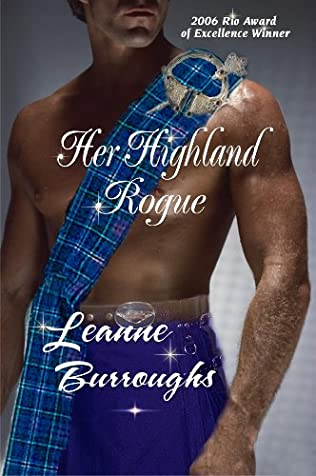 book cover of Her Highland Rogue