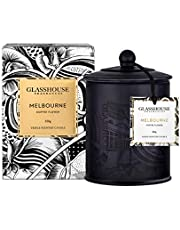 Melbourne Coffee Flower 350g Triple Scented Candle