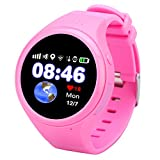Etbotu Children Sports Waterproof Watch, Unisex, with Wifi GPS Phone Calendar Alarm Pedometer Chronograph Digital