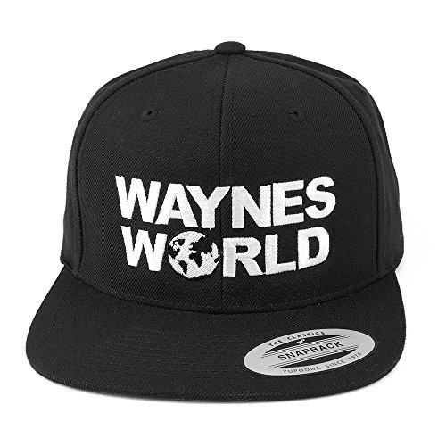 Wayne's World Snapback Hat ()