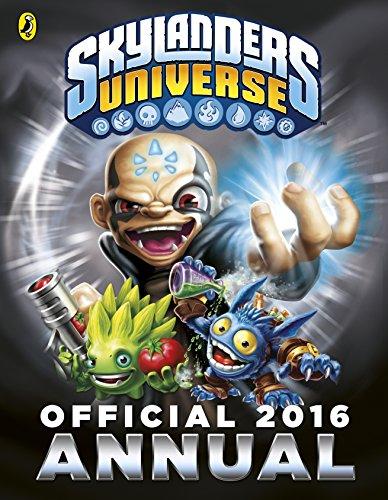 Skylanders Official Annual (Skylanders Halloween Edition)