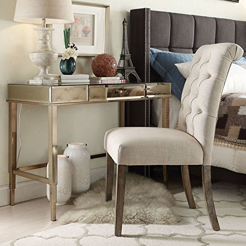 Small Desk Mirror Home Furniture Design