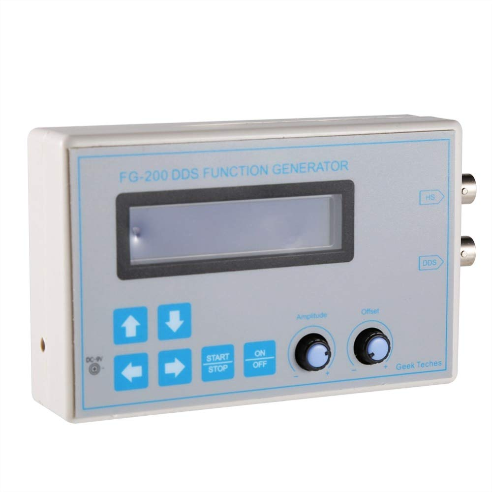 Let's dream - DDS Function Signal Generator Sawtooth Triangle Sine Wave Touch Button EB signal source gerador de sinal pwm by Let's dream (Image #2)