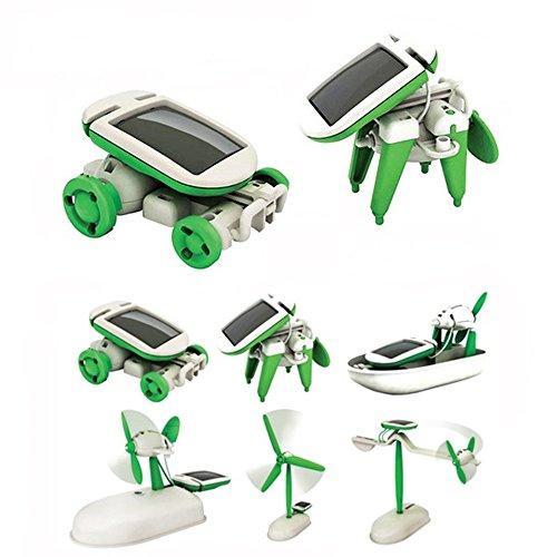 3 in 1 solar robot - 5