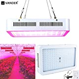 Vander life Hydro 1500W LED Pro Grow Light Lamp Full Spectrum Panel Veg Flower Medical New