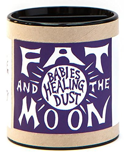 Fat and The Moon - All Natural/Organic Babies Healing Dust (Talc free + Corn free, 2 oz)