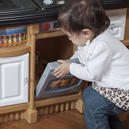 Lifestyle Dream Kitchen: Step2 LifeStyle Custom Kitchen Playset
