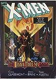 img - for X-Men The Dark Phoenix Saga Variant Cover Comic Trade Paperback Marvel book / textbook / text book