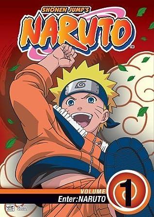Amazon.com: Naruto, Vol. 1 - Enter Naruto by Viz Media by ...