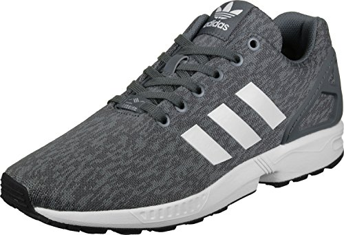 Negbas gricin Pour Hommes Baskets Adidas Gris Ftwbla Flux Zx nYq8wnCxfF
