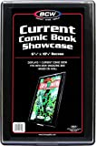 (10) Comic Book Showcase Display Frame - Current / Modern Age