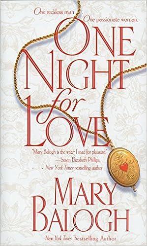 One Night for Love (Bedwyn Saga): Amazon.es: Mary Balogh: Libros en idiomas extranjeros
