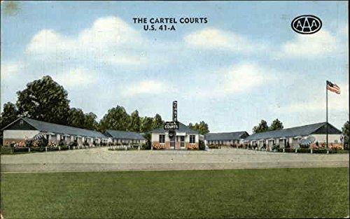 Amazon.com: The Cartel Courts Joelton, Tennessee Original ...