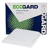 mazda cx 9 parts - ECOGARD XC25876 Premium Cabin Air Filter Fits Ford Edge/Mazda CX-9/Lincoln MKX, MKZ, MKS