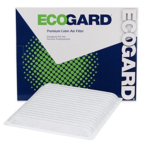 ECOGARD XC25876 Premium Cabin Air Filter Fits Ford Edge/Mazda CX-9/Lincoln MKX, MKZ, MKS