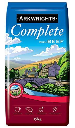 Arkwrights Beef Dry Dog Food 15 Kg