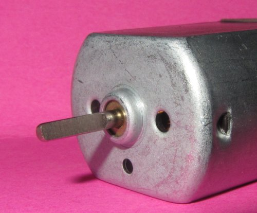 Central Door Lock Actuator Motor Fc 280pc 22125 Flat Shaft