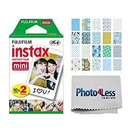 Image of the product Fujifilm instax mini that is listed on the catalogue brand of Photo4Less.