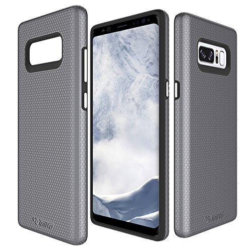 Toiko[X-Guard] Samsung Note 8 Case A Sturdy Beautiful Protective Case Made of Two Layers for Samsung Note 8 2017 -