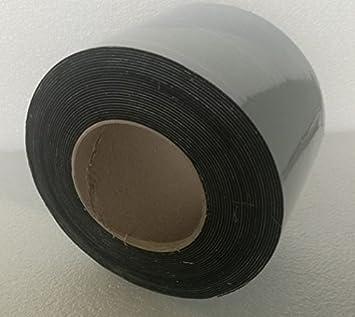 Gummi SBR 30mmx2mm einseitig selbstklebend 4,5m Rolle Gummistreifen Dichtung