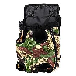 HooPet Pet Dog Carrier Backpack Adjustable Pet Front Cat Dog Carrier Backpack Travel Bag 5 Colors Available.