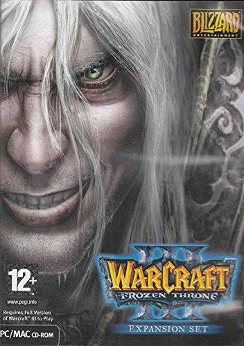 Warcraft III: The Frozen Throne (France) (3 Throne Frozen Warcraft)