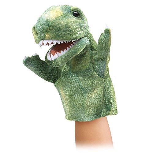 Folkmanis Little T-Rex Hand Puppet