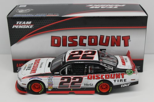 Ryan Blaney 2014 Discount Tire 1:24 Nascar Diecast
