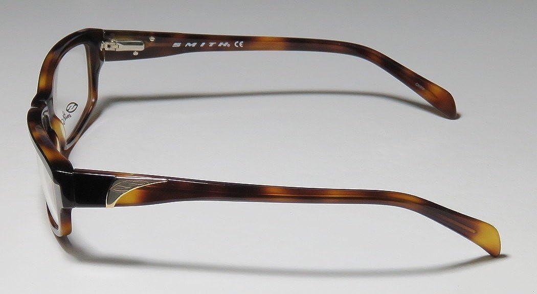 ca62481ea7 Amazon.com  Smith Optics Tiptoe Womens Ladies Designer Full-rim Flexible  Hinges Eyeglasses Eye Glasses (53-14-135