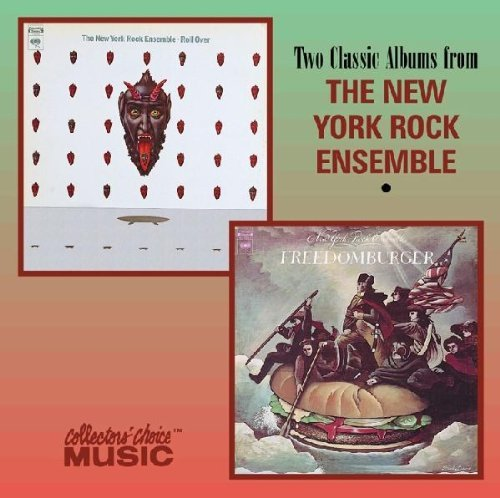 Roll Over/Freedomburger by New York Rock Ensemble (2002-03-13)
