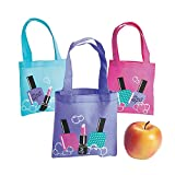 Spa Party Mini Tote Bags (1 Dz)