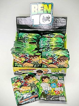 Cife sobre Sorpresa Mini Ben 10: Amazon.es: Juguetes y juegos