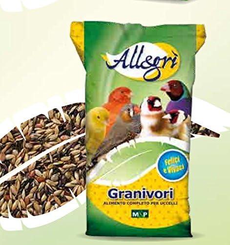 20 Kg Semi per Cardellini Mangime per Uccelli Granivori Mix