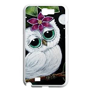 Owl Classic Personalized Phone Case for Samsung Galaxy Note 2 N7100,custom cover case ygtg526941