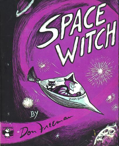 Space Witch Picture Puffin books