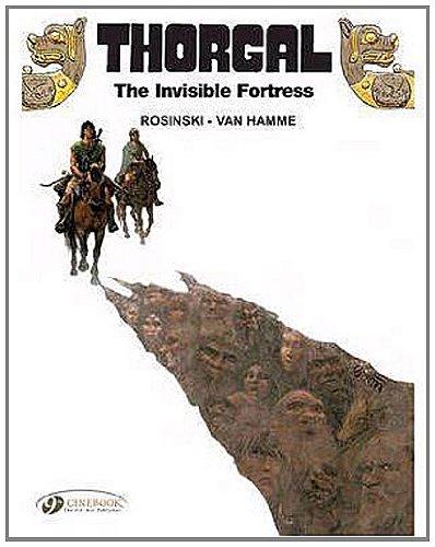 Thorgal Vol.11: The Invisible Fortress Jean  Van Hamme