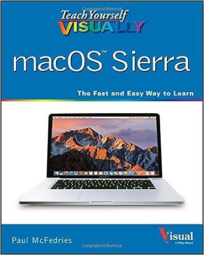 MacOS Sierra book
