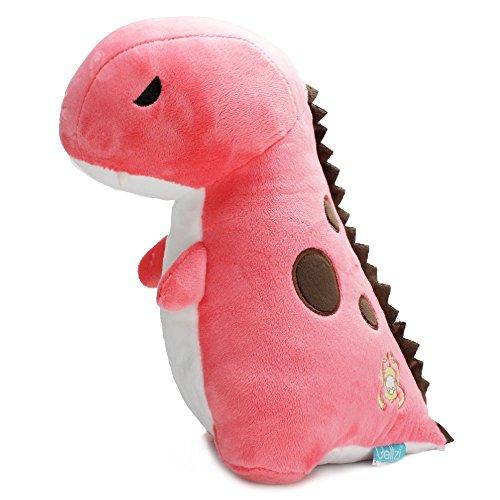 Bellzi Dino Plushie Collection, Toddler Dinosaur Toys (Rexxi)
