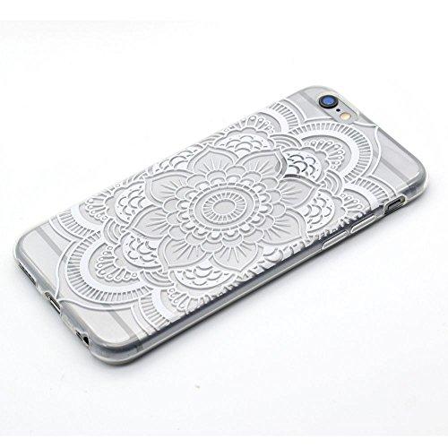"HYAIT® For IPHONE 6 4.7"" [XXG 17V3]Scratch-Proof Ultra Thin Rubber Gel TPU Soft Silicone Bumper Case Cover -BKI04"