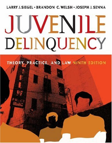Juvenile Delinquency: Definition, Theories and Facts